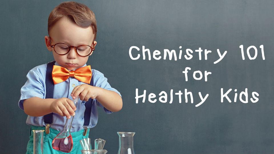 Belajar kimia dengan menyenangkan di YXGK Chemistry 101 BSD