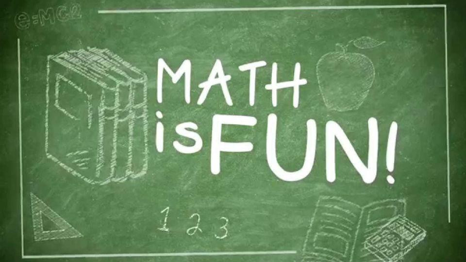Dengan menganggap Matematika itu menyenangkan, maka kita akan lebih mudah memahami materi pembelajaran
