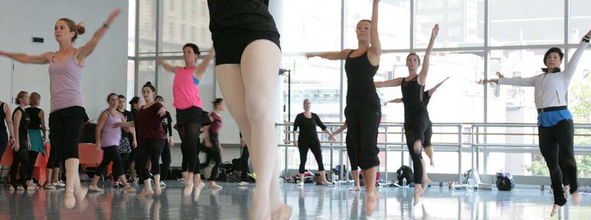 Belajar Balet di YXGK Studio Serpong