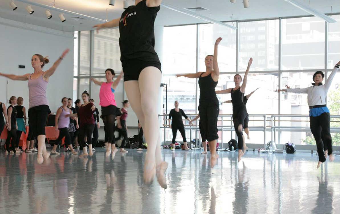 Sekolah Balet di daerah Serpong